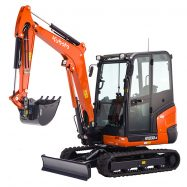 Mini-Excavators KX030-4 - KUBOTA