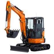 Mini-Excavators U36-4 - KUBOTA
