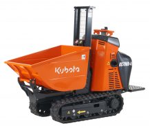 Carrier dumpers KC70HD-4 P - KUBOTA