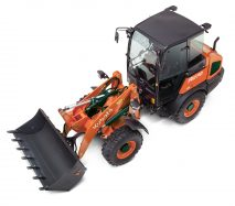Wheel loaders R070 - KUBOTA