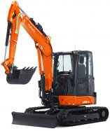 Mini-Excavators U56-5 - KUBOTA