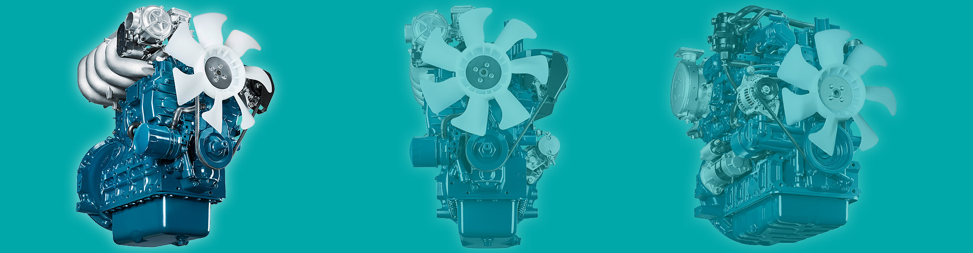 DIESEL ENGINES FOR GENERATORS