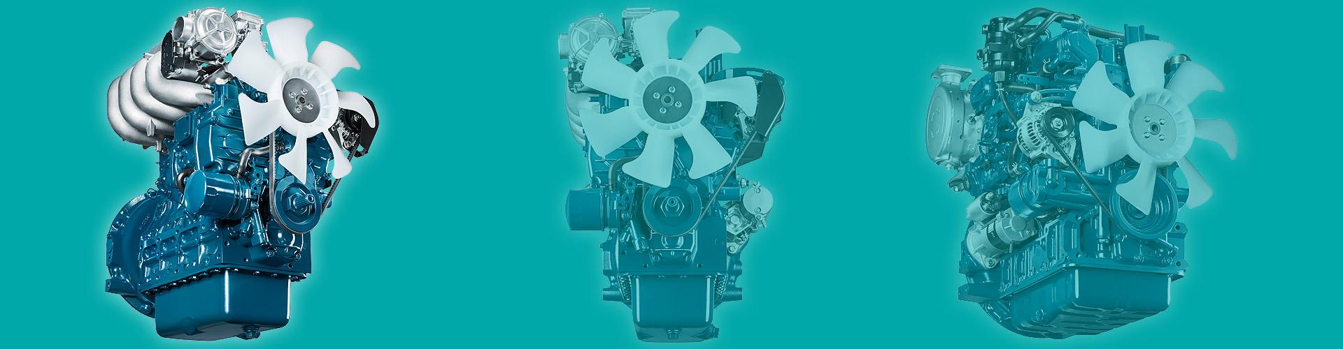 Moteurs diesel pour générateurs