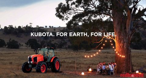 Kubota-2016-video Australie