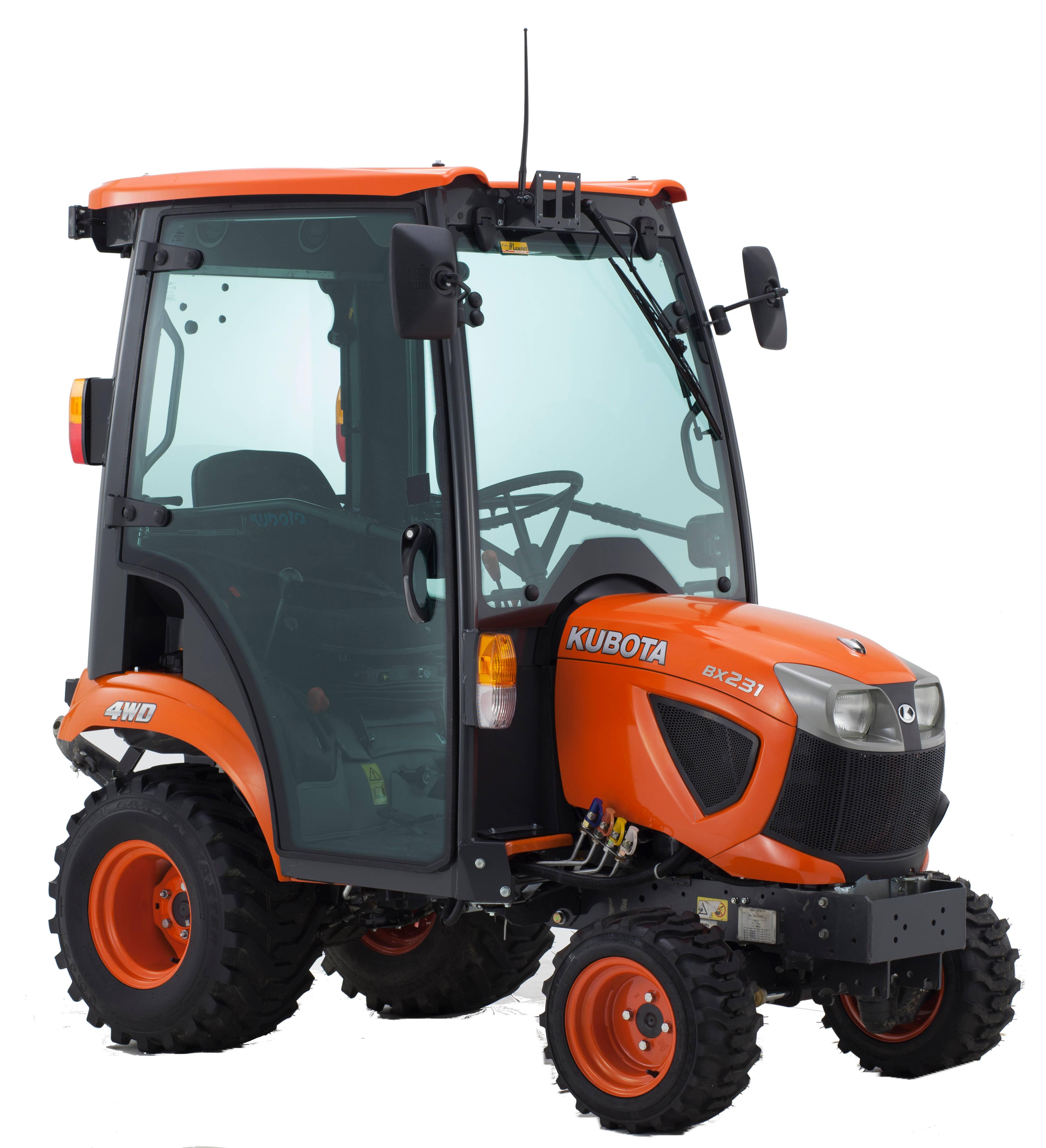 Tracteurs compacts BX231 - KUBOTA