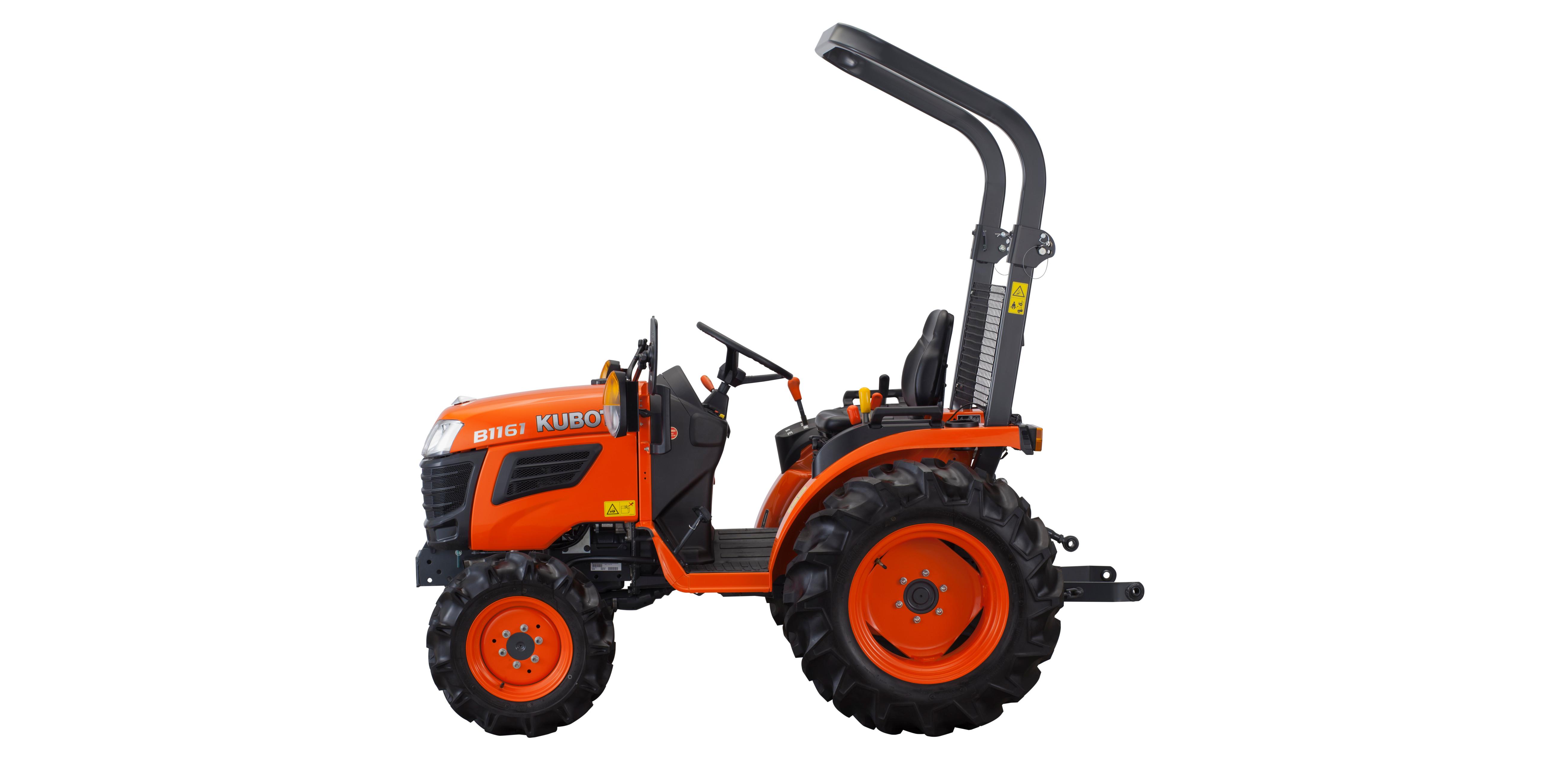 Kompak Traktoren B1161 - KUBOTA