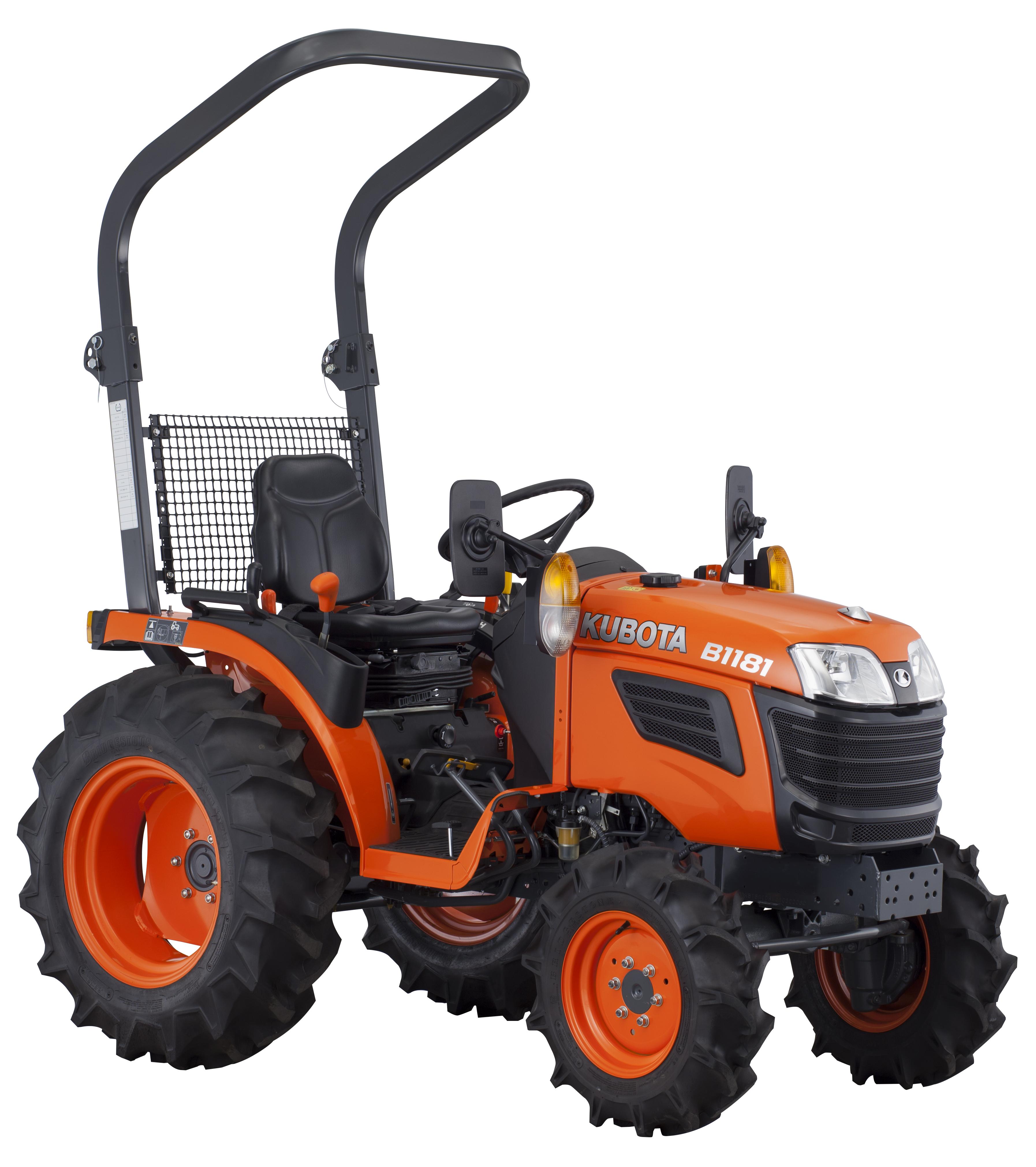 Tracteurs compacts B1181 - KUBOTA