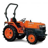 Tracteurs compacts L3200 - KUBOTA