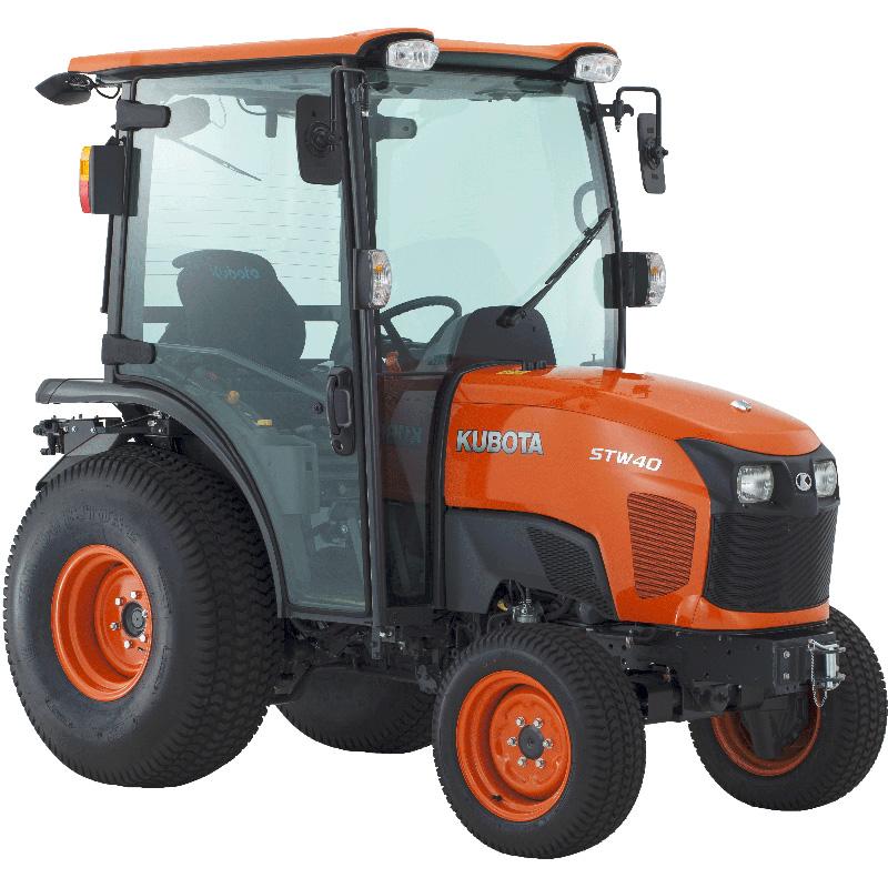 Kompak Traktoren STW40 - KUBOTA
