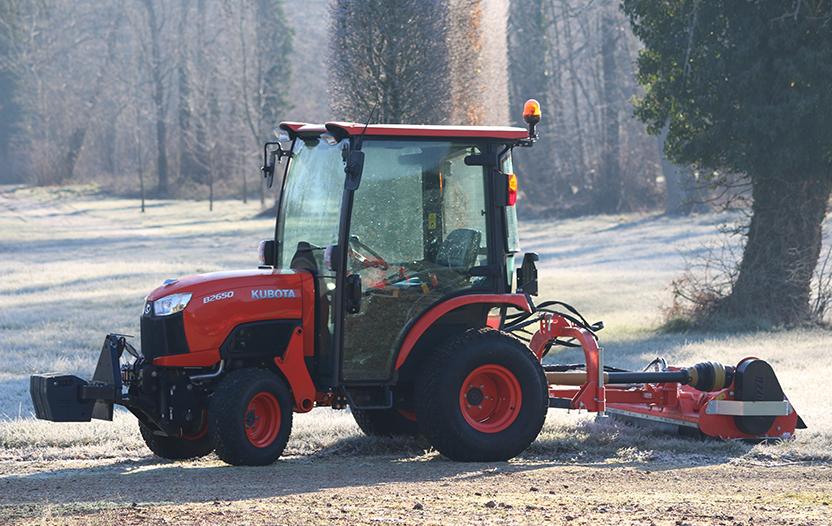 Kompak Traktoren B2231 - KUBOTA