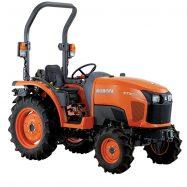 Groundcare Tractors STW37 - KUBOTA