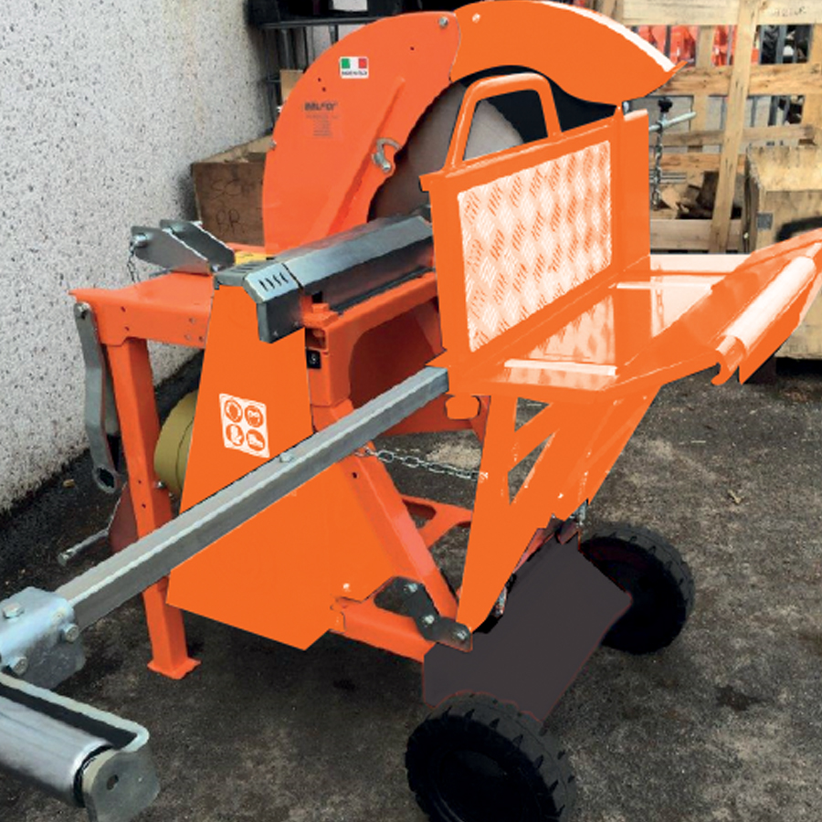 Bois Kubota Bancs De Scies Kubota Europe Sas