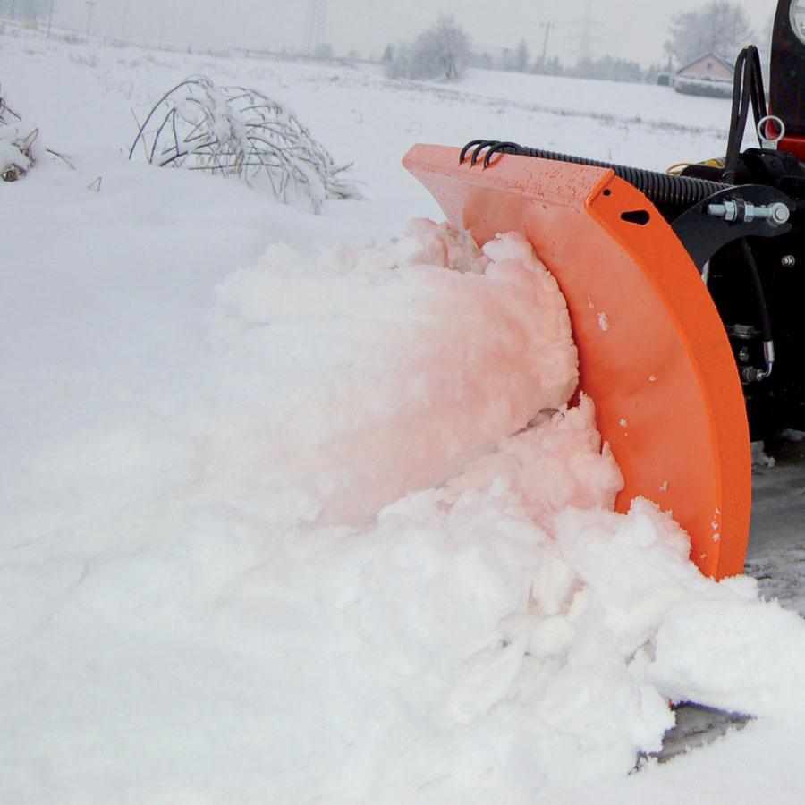 Sneeuw Sneeuwbladen – Recht - KUBOTA