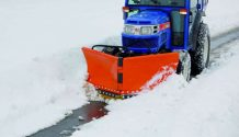 Sneeuw Sneeuwbladen – Verstelbaar - KUBOTA