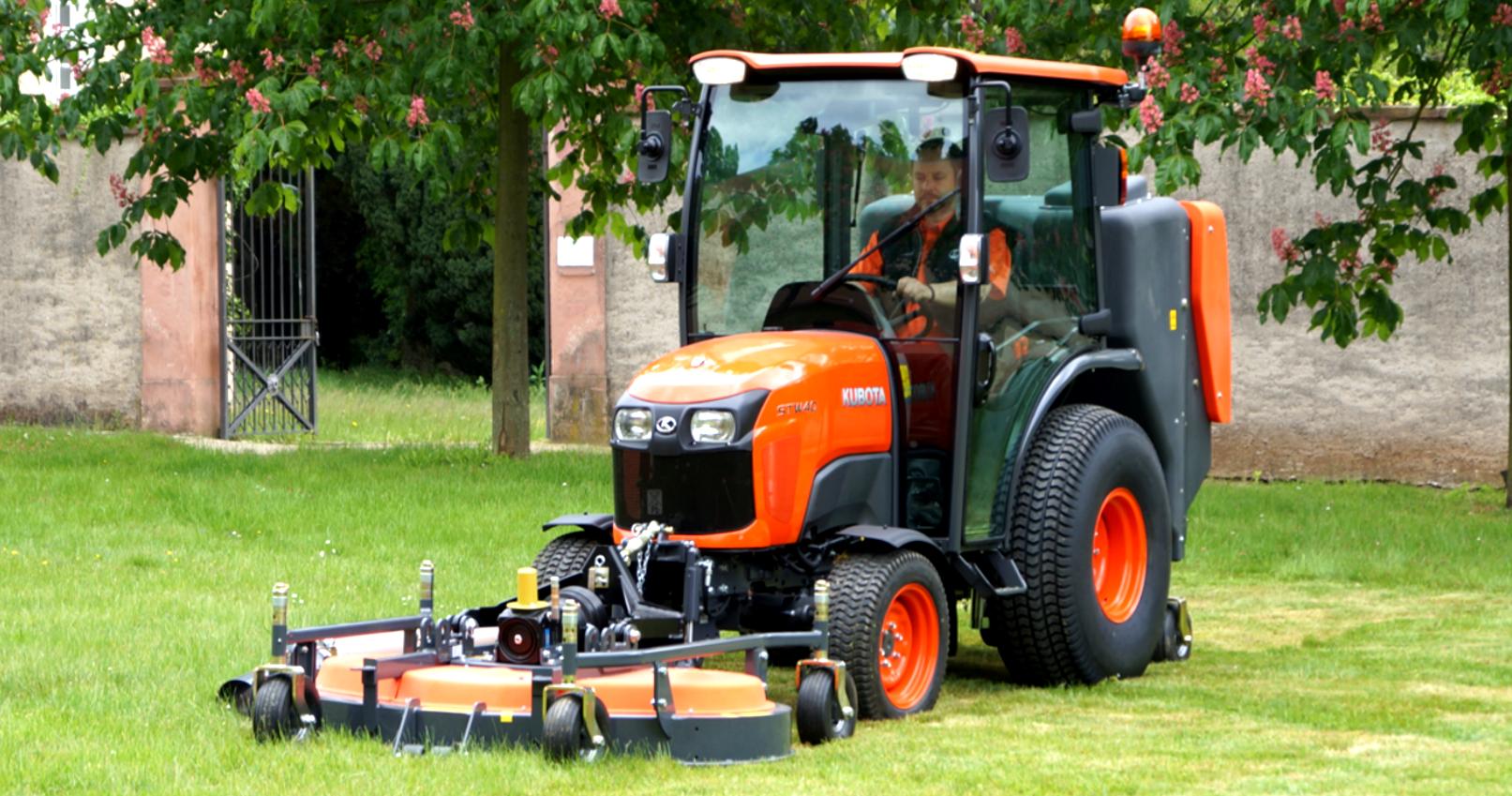 Tractores Compactos STW - KUBOTA