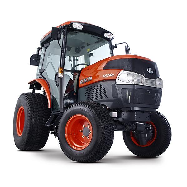 Tracteurs compacts L5740 - KUBOTA