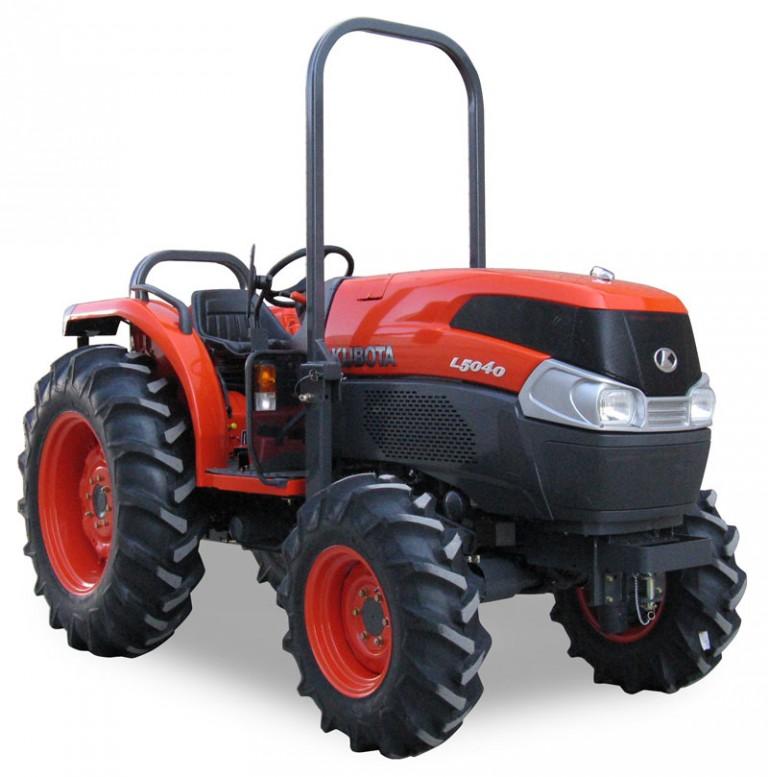Tracteurs compacts L5040 - KUBOTA