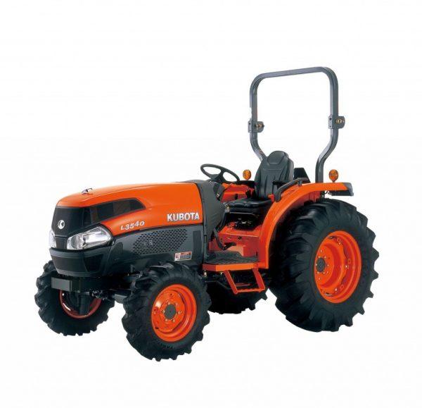Tracteurs compacts L3540 - KUBOTA